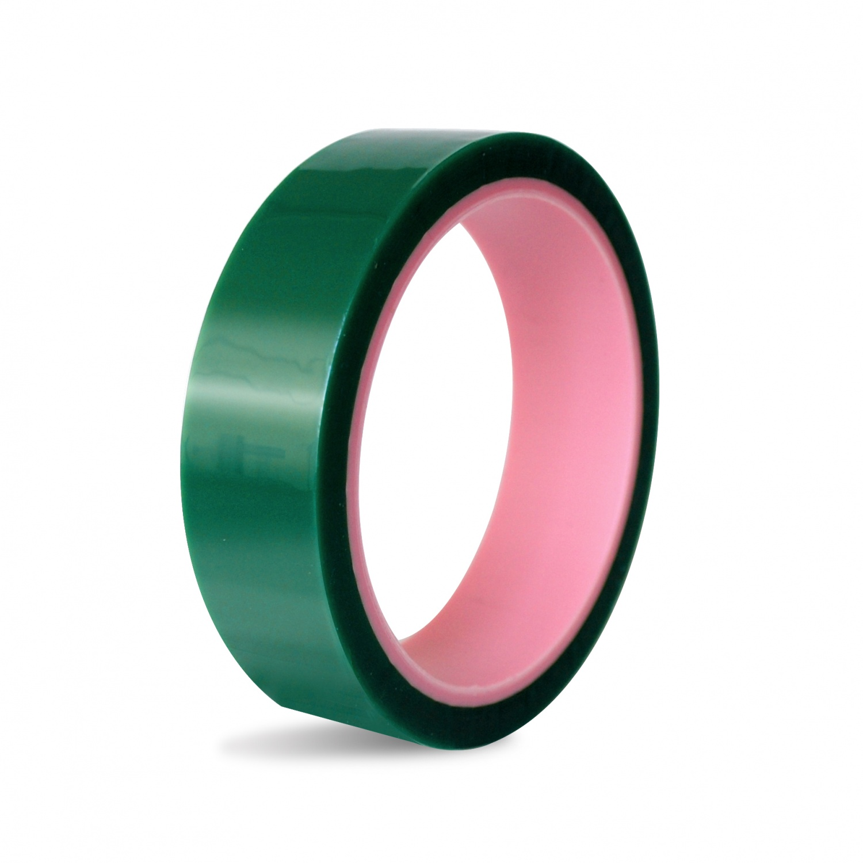 E1-TH862G绿色防静电高温胶带