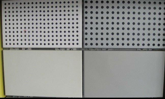 如保加强铝单板的稳固性