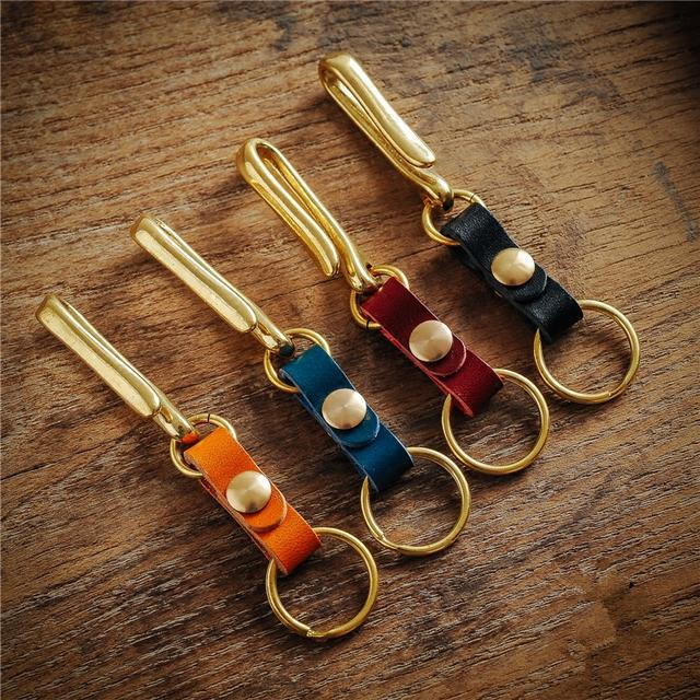 衣服百搭的钥匙扣,精致细腻,个性十足,你...