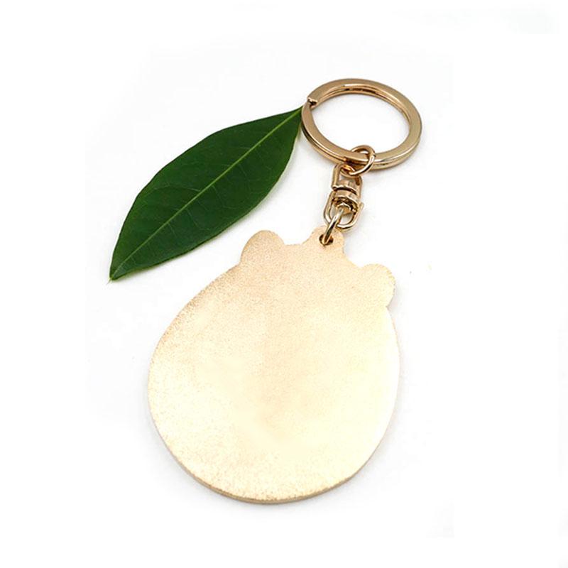 小熊猫钥匙扣
