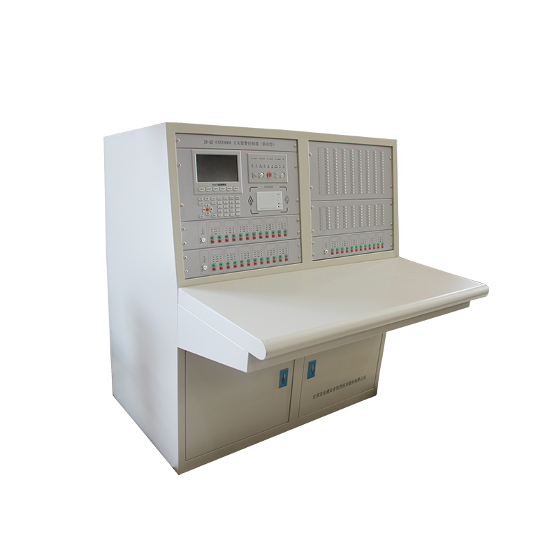 火灾报警控制器(联动型)琴台式