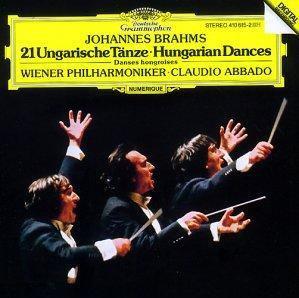 勃拉姆斯:21首匈牙利舞曲