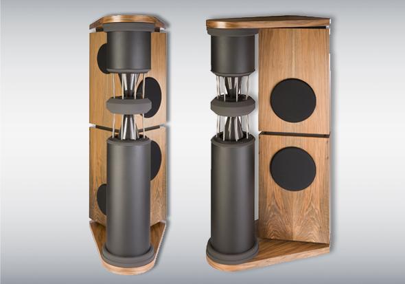 德国殿堂-THE PQS-302 Mk II 扬声器