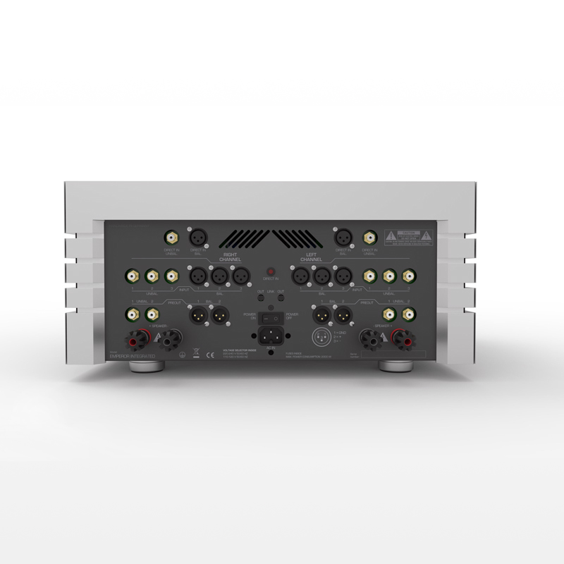 德国殿堂-The Emperor Stereo Integrated Amplifier综合放大器