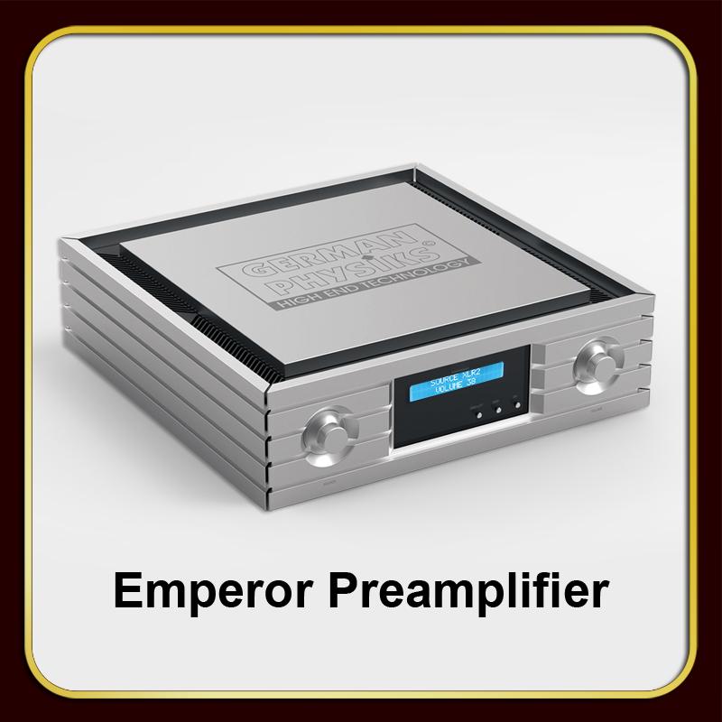 德国殿堂-Emperor Preamplifier前级功放
