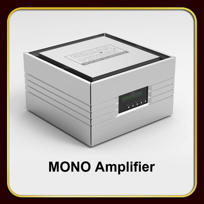 德国殿堂-Emperor Extreme MONO Amplifier单声道后级功放~