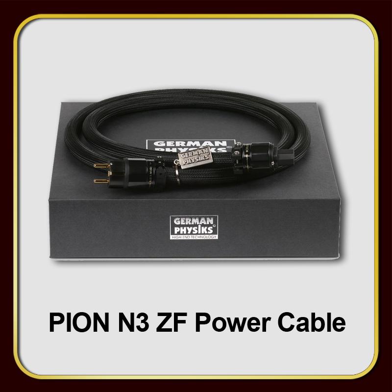 德国殿堂-Pion N3-ZF电源线