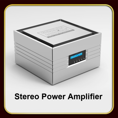 德国殿堂-Emperor Extreme Stereo Power Amplifier立体声后级功放