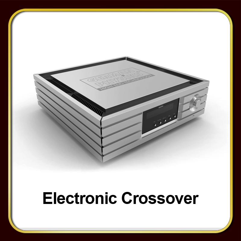 德国殿堂-The Emperor DSP-X Digital Electronic Crossover数码电子分频器