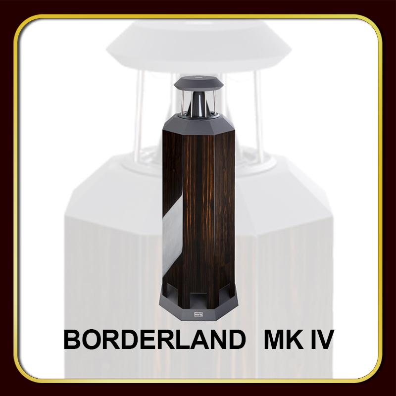 德国殿堂-THE BORDERLAND扬声器