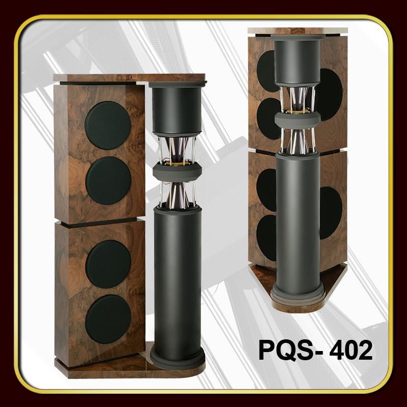德国殿堂-THE PQS-402 扬声器