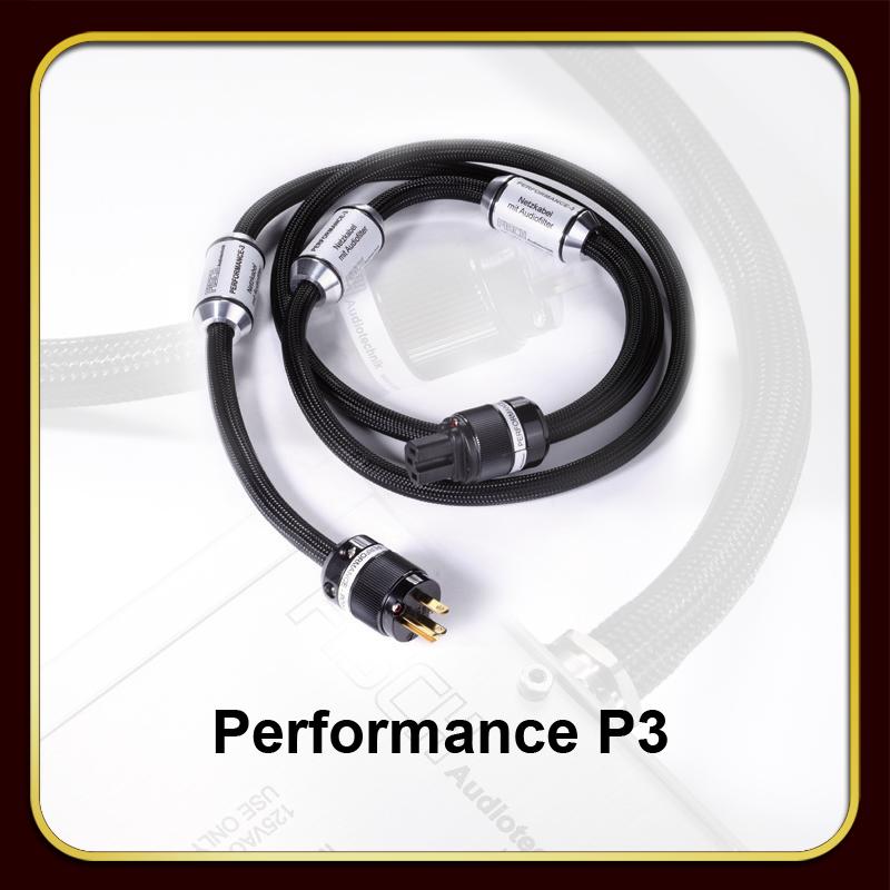 Performance P3电源线