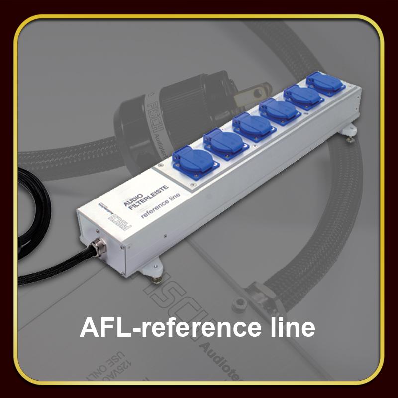 AFL-reference line 6 位电源插座