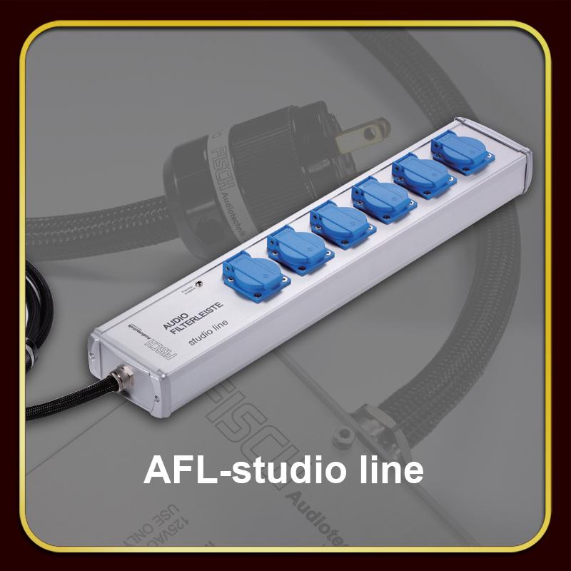 AFL-studio line 6 位电源插座