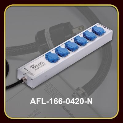 AFL-166-0420-N 6 位电源插座