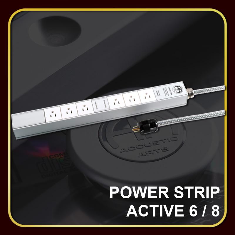 POWER STRIP ACTIVE 6/8