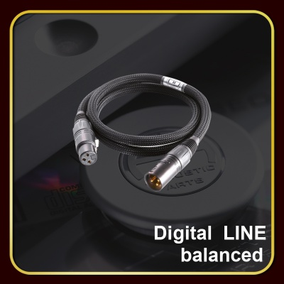 Digital LINE balanced