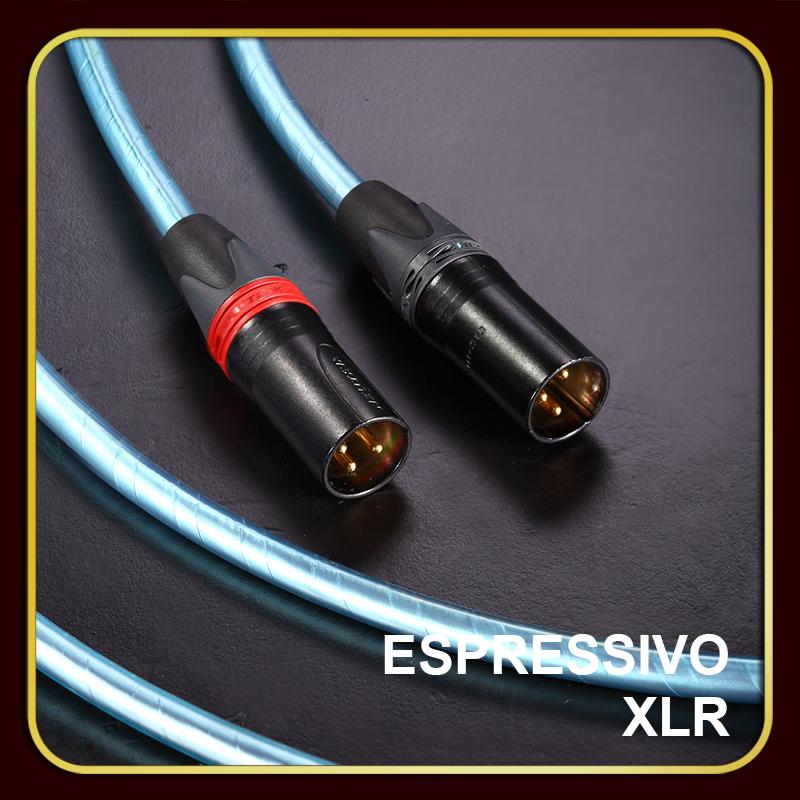Espressivo 和谐XLR讯号线