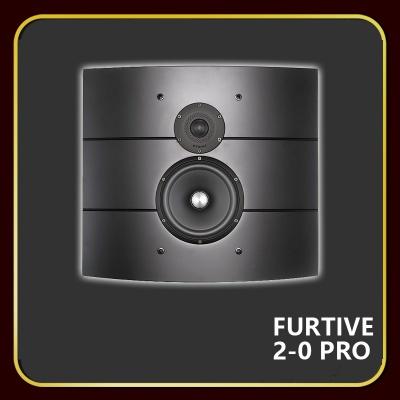 FURTIVE 2-0 PRO壁挂式扬声器