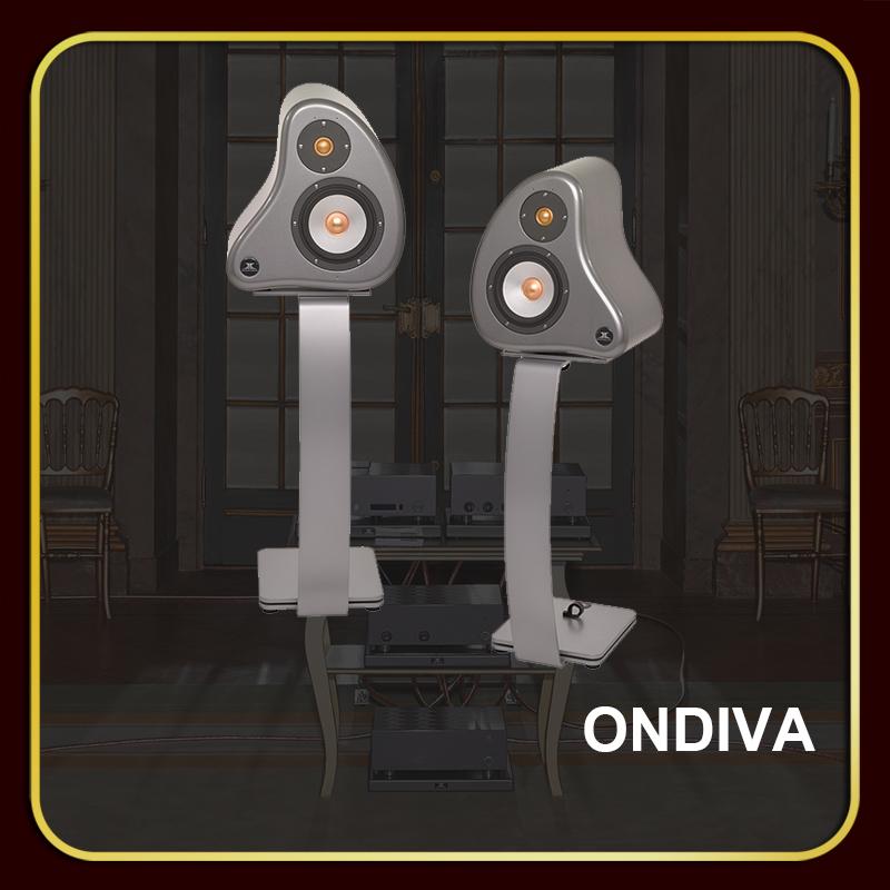 ONDIVA 书架式扬声器