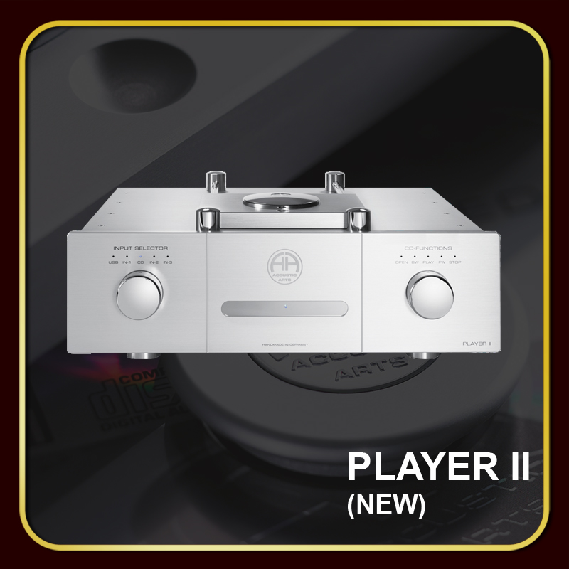 PLAYER II (NEW)