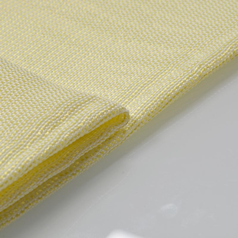 芳纶5级针织防割布 雨琪防割面料厂家直销消防服专用防火布
