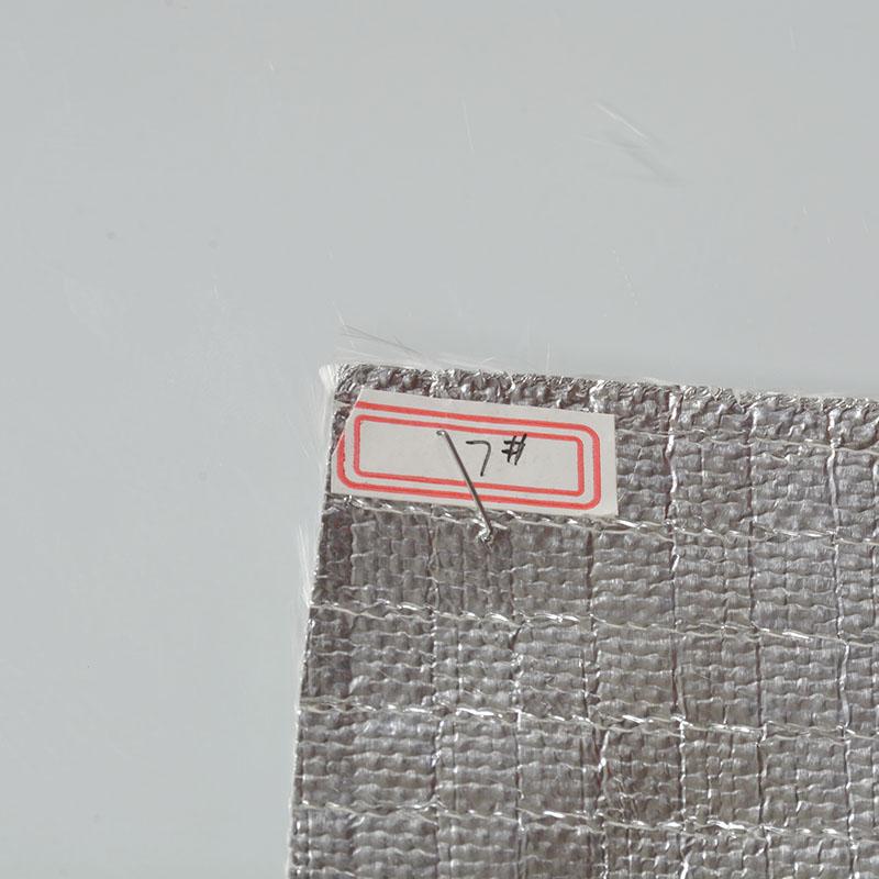 防腐耐磨牛津布面料 装修专用阻燃隔断面料 雨琪厂家订制
