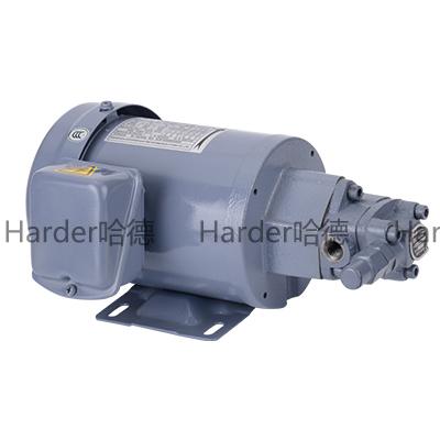 机床冷却齿轮油泵/油冷机齿轮油泵1系列泵电机一体