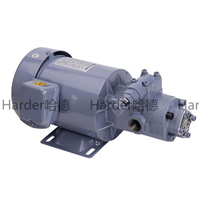 潤滑齒輪油泵/油冷機齒輪油泵2係列油泵電機一體
