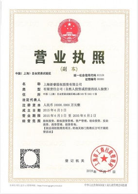 上海浙睿股权投资有限公司