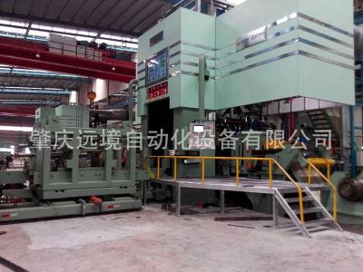 冷軋機電氣傳動控制系統