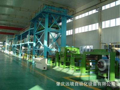鍍鋅生產線電氣傳動控制系統