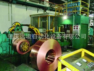 銅軋機電氣傳動控制系統