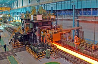熱軋機電氣傳動控制系統