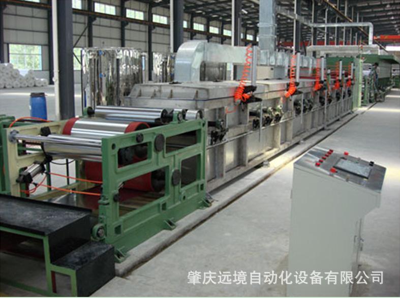 全自動帶鋼清洗酸洗生產線電氣傳動控制系統