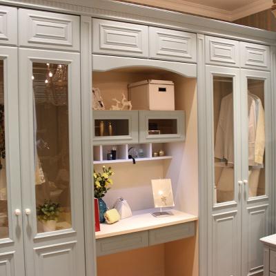 杭州上门定制木质整体衣柜衣帽间 走入式衣柜简约现代经济型衣柜