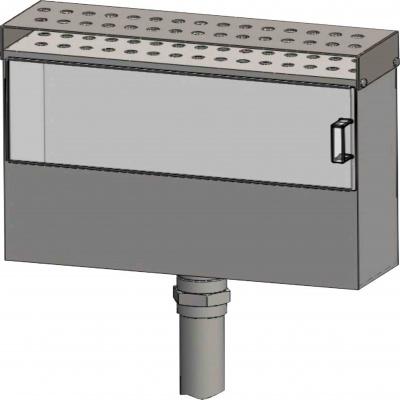 DCXT可视型冷却水收集器