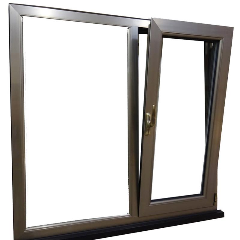 上海断桥铝门窗 凤铝门窗 封阳台中空玻璃 铝合金门窗平开上悬窗
