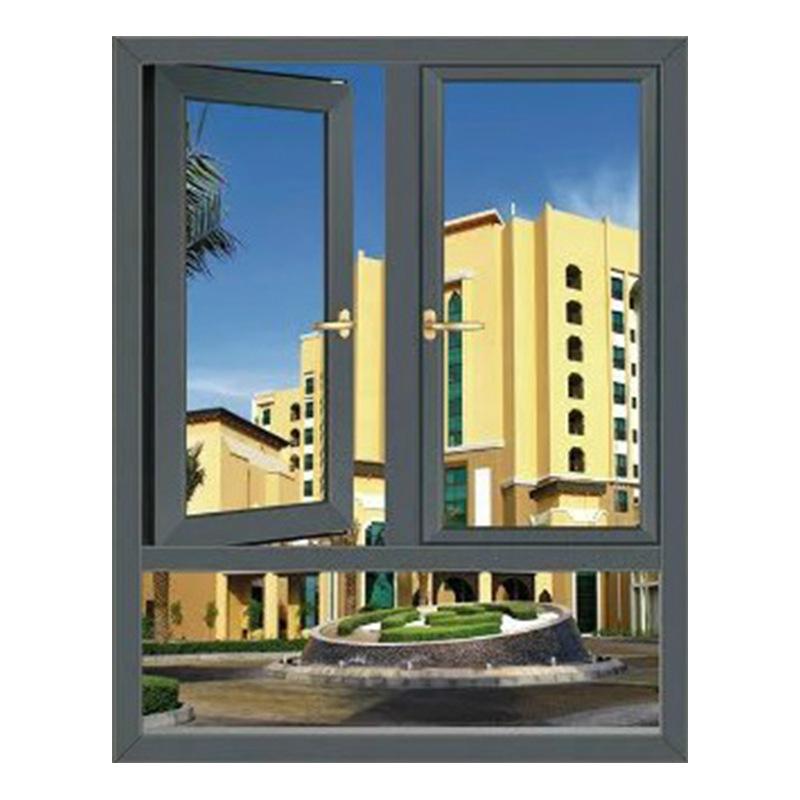 50系列平开窗 厂家直销 专业定制物美价廉 铝合金门窗,非断桥铝