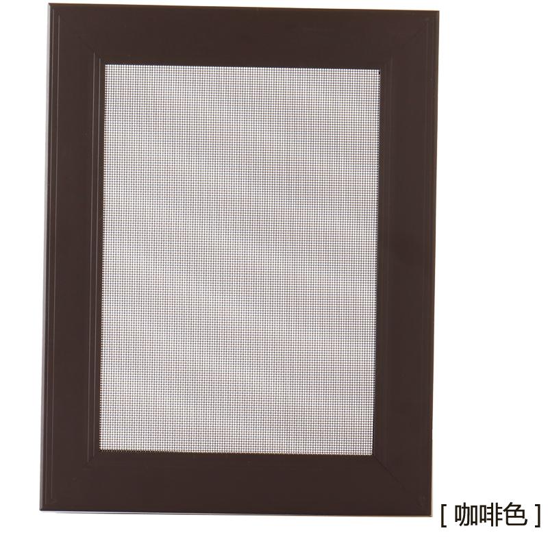 【定制凤铝金钢网纱窗】防蚊虫老鼠咬不锈钢铝合金纱门窗
