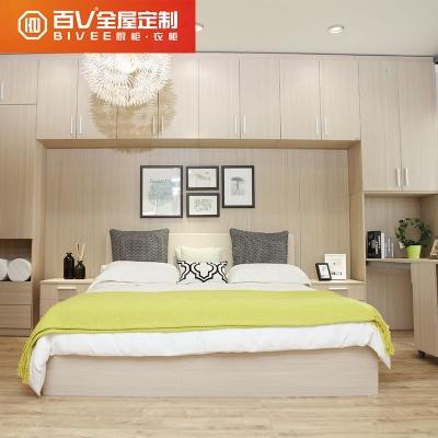 成都百V 定制个性家具 定制卧房整套 定制衣柜 衣橱 整体衣柜定制