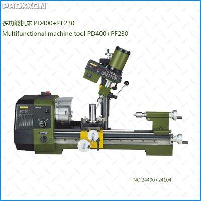 PD400+PF230精密多功能车床