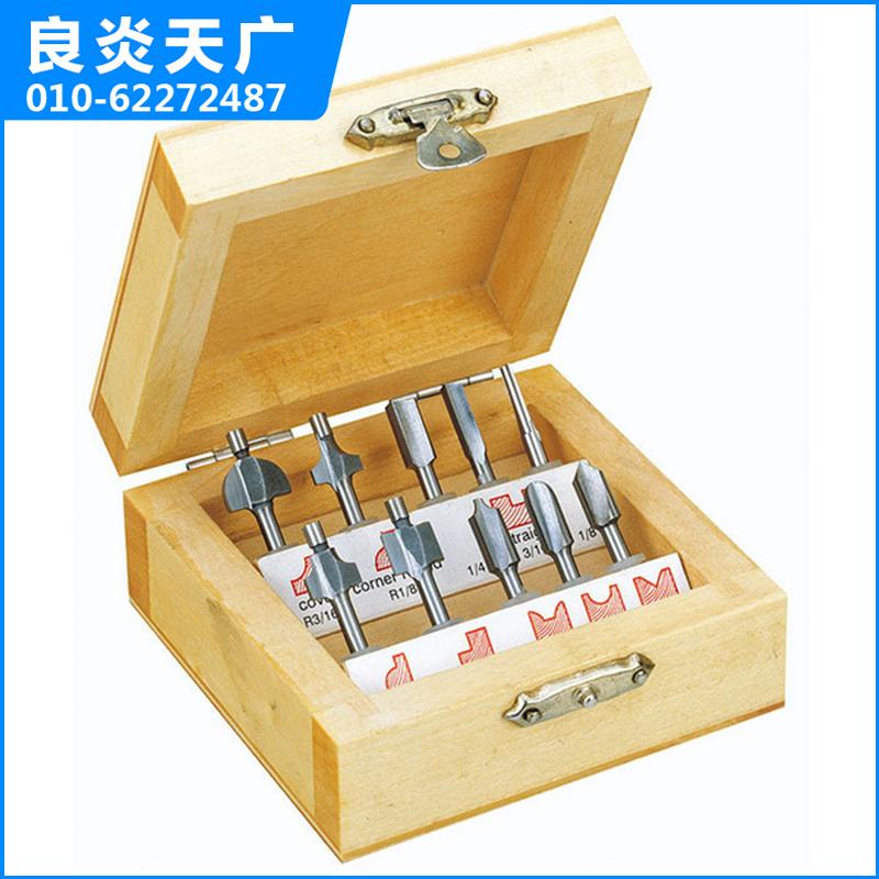 29020 木工修边刀 10件套