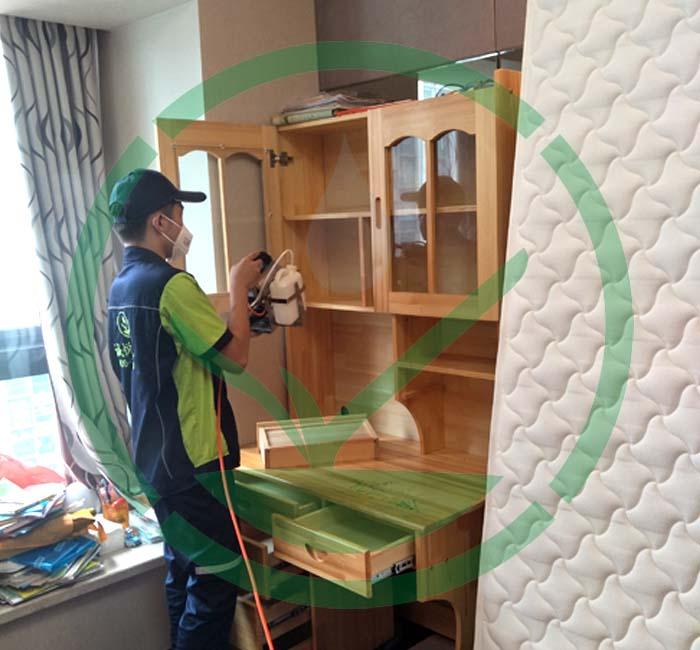 广州保利天悦新房装修除甲醛