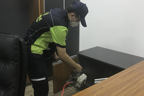 广州办公室除甲醛