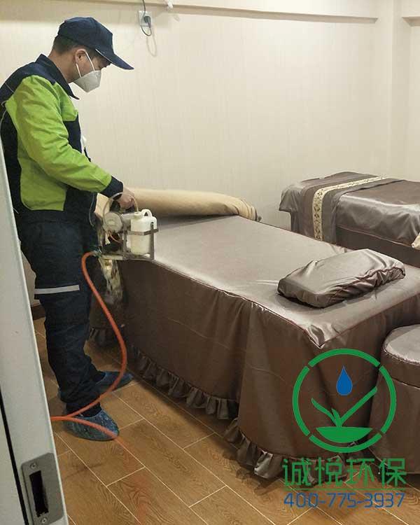 谷上源产后修复中心装修除甲醛案例