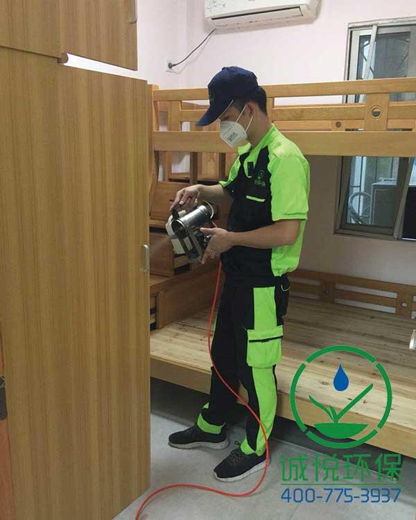同和自建房新房装修除甲醛案例