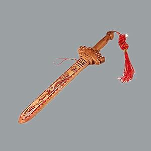 桃木剑的作用