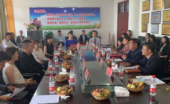 商毅医生集团首个国际医疗培训基地落地昆明