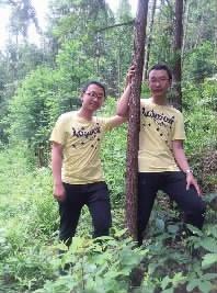 双胞胎兄弟考上一本,做义工传递爱